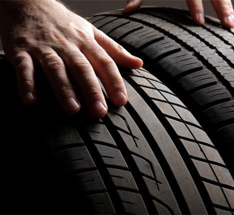 Tyre care from our garage in Salisbury